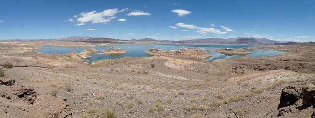 fantastic lake powell vista