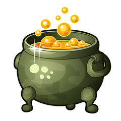 Detailed Icon of Magician Potion
