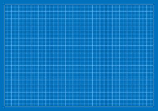 Blank Blueprint, Grid, Architecture