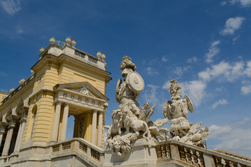 The Gloriette - Schönbrunn Palace