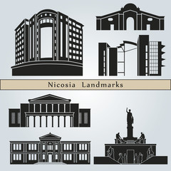 Nicosia landmarks and monuments