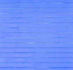 blue wooden background of beach