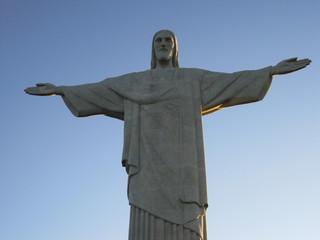 Christus-Statue Cristo Redentor auf dem Corcovado
