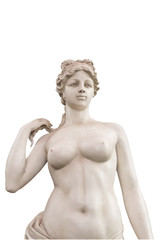 naked Female statue