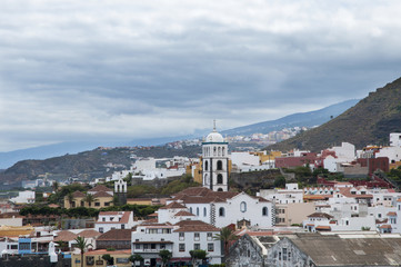 large village of Tenerife