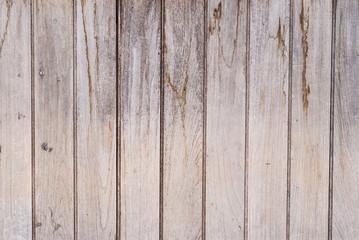 An old wood pillar