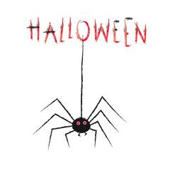 Spinne - Halloween