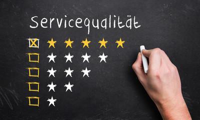 Servicequalität