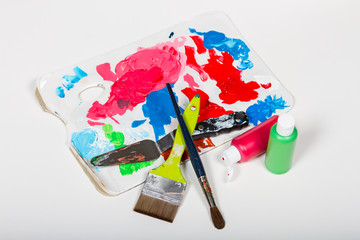 Acryl Malerei #04