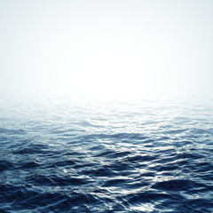 Poster Mer / Ocean Sea background