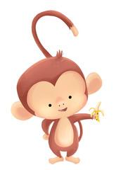 mono bebe