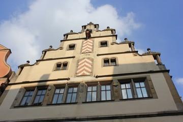 Fachwerkhaus in Rothenburg