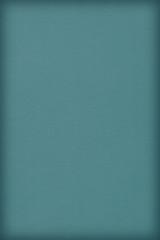 Pastel Paper Emerald Blue Coarse Vignette Grunge Texture