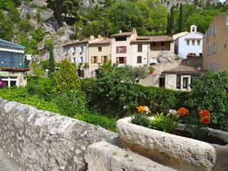 Moustiers Sainte Marie - France