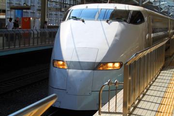 Shinkansen Bullet Train, Japan..