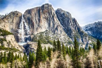 Yosemite Falls Wall mural