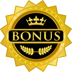 Bonus Gold Badge