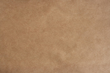 brown sriped kraft paper texture or background Wall mural