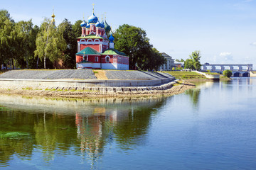"""Uglich. """"Golden Ring"""" of Russia"""