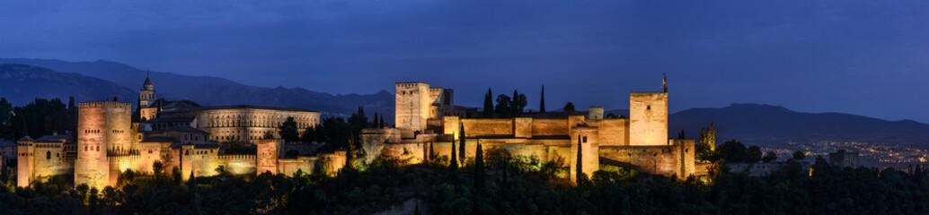 Grenade - Le Alhambra