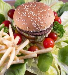 Fast food, Big Mac