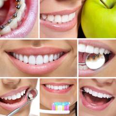 Dental collage
