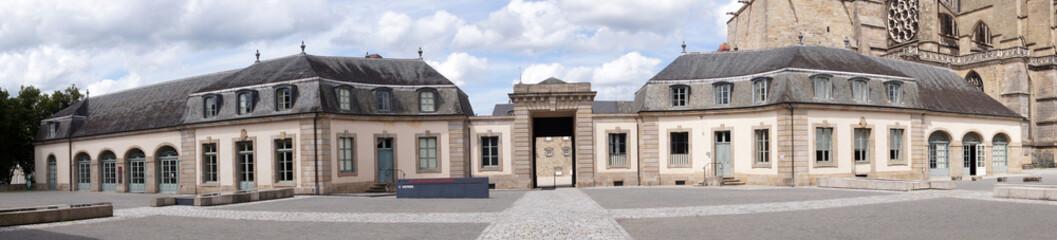 Musée des beaux-arts - palais de l'évêché - Limoges