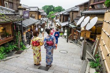 Tuinposter Kyoto 京都 二寧坂 Kyoto