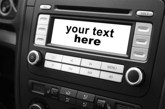 Autoradio System