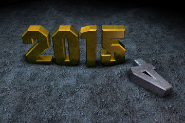 Gold 2015