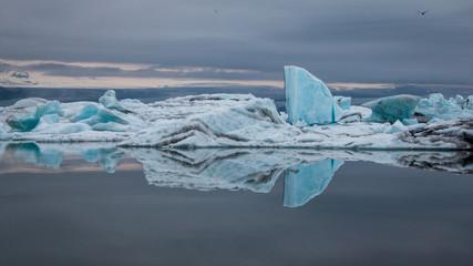 Islande Iceberg au lac de Jökulsárlón