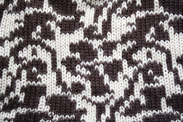Wool sweater pattern
