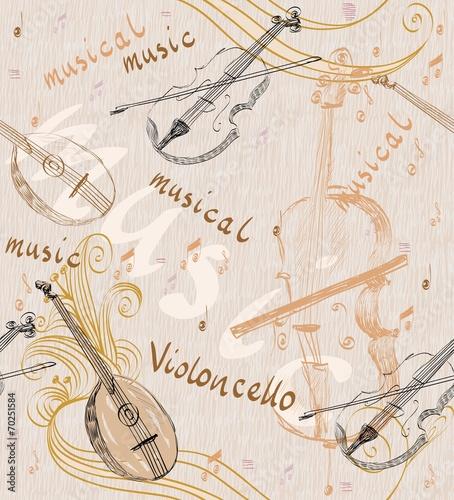 Short essay on musical instruments