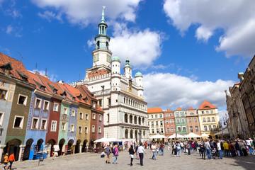 Poznan - Poland Fototapete