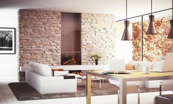 Inneneinrichtung - Interior design
