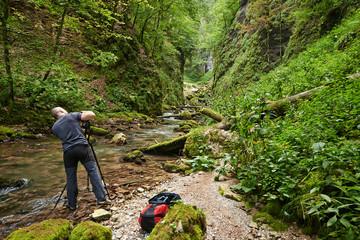 Professional nature photographer