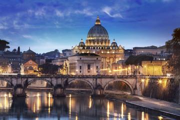 Fototapete - Vatican City Roma Italy