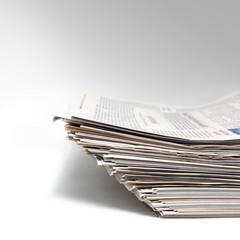 Zeitungen Sammlung