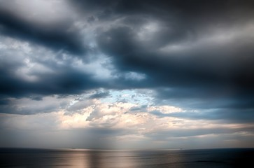 Dramatic Seascape