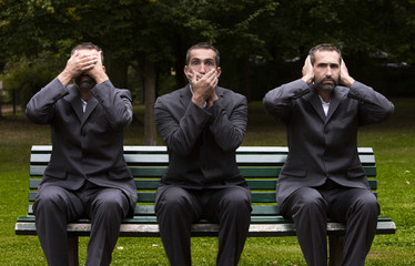 see,speak,hear no evil