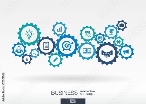 an analysis of the business components in active enterprise intelligence Statistical analysis statistical analysis as an aspect of business intelligence that involves the collection and scrutiny are primary components.