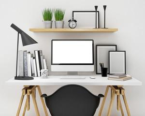 workspace mockup background
