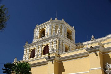 Eglise à Antigua, Guatemala