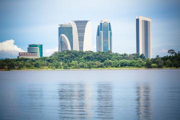 city view of Putrajaya, Malaysia