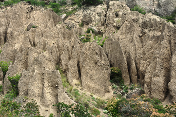 Гора Демерджи. Полуостров Крым