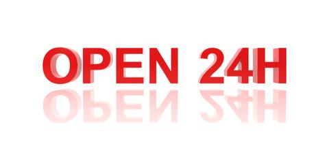 open 24h