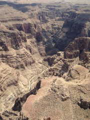 grand canyon top vista