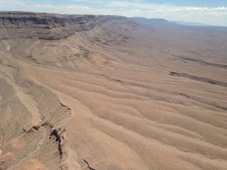 vista grand canyon desert