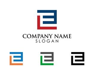 Square Logo E