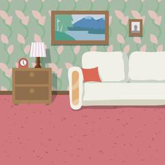 Indoor location background